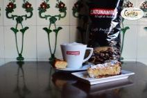 Tarta de Santiago-Spaanse amandeltaart.